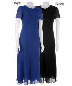 Thumbnail 1, Donna Ricco Midcalf Dress.