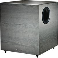 12 430-Watt Powered Down-Firing Subwoofer