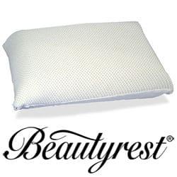 Shop Beautyrest Memory Foam Pillow with Outlast Velour   Overstock