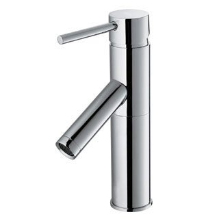 VIGO Alicia Bathroom Single Hole Faucet in Chrome