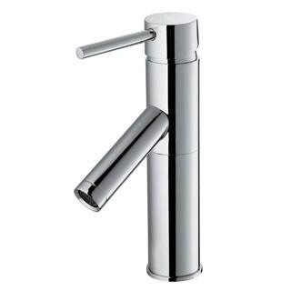 VIGO Alicia Bathroom Single Hole Faucet in Chrome