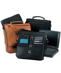 Royce Leather Organizer Briefcase