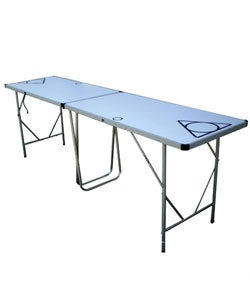 Portapong professional 8 foot portable beer pong table free shipping today - Professional beer pong table ...