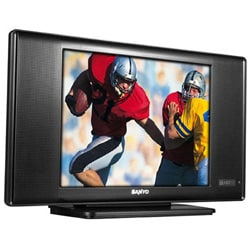 Sanyo DP15657 15-inch LCD HDTV (Refurb) | Overstock com Shopping - The Best  Deals on LCD TVs