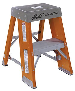 2-foot Fiberglass Step Stool