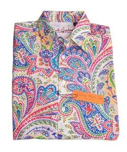Thumbnail 1, Robert Graham 'Tonio' Long-sleeve Shirt.