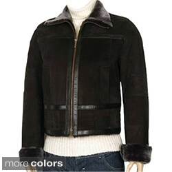 Aston Women's Soho Shearling Jacket