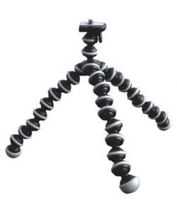Flexible Bendable Tripod - SLR Camera-camcorder - Thumbnail 0