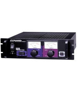 Pyramid PA800X 800-watt PA Amplifier