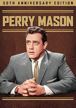 Perry Mason 50th Anniversary Edition (DVD)