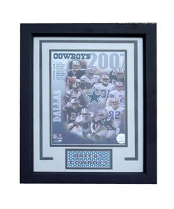 Dallas Cowboys '07 Deluxe Frame
