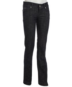 123c7c2e6df Shop Level 99 Chloe Signature 5-pocket Bootleg Jeans - Free Shipping ...