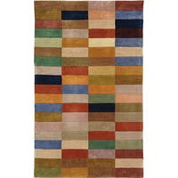 Safavieh Handmade Rodeo Drive Modern Abstract Multicolored Rug - multi - 3' x 5'