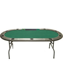 Texas hold 39 em poker table for 10 people free shipping for 10 person poker table