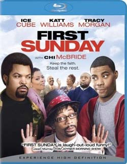 First Sunday (Blu-ray Disc)