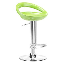 Topeka Green Bar Stool