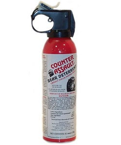 10.2-oz Counter Assault Bear Spray