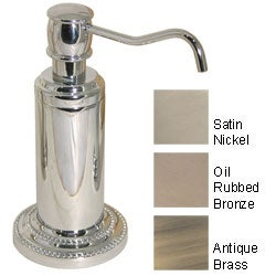 Allied Brass Dottingham Counter-top Soap and Lotion Dispenser