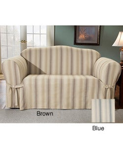 Shop Riverstone Sofa Slipcover Free Shipping On Orders
