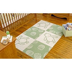 Clic Pooh Rug In A Box By Flor 3 X 5 Com Ping The Best Deals On Area Rugs