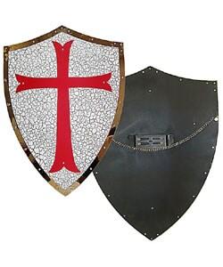 Knights Templar Armor Shield - Thumbnail 0