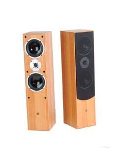 Thumbnail 1, SDAT E70 Hi-Fi Floorstanding Speaker System.