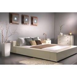 prince modern 4 piece king bedroom set free shipping