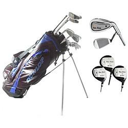 Dunlop Quadra Link Ladies 16-piece Golf Set with Bag - Free ...