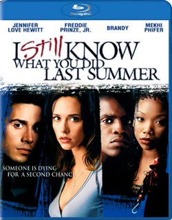 I Still Know What You Did Last Summer (Blu-ray Disc)