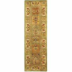 Safavieh Handmade Classic Empire Wool Panel Runner (2'3 x 8')