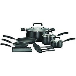 T-Fal Signature 12-piece Nonstick Cookware Set