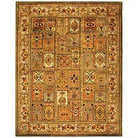 Safavieh Handmade Classic Empire Wool Panel Rug - 7'6 x 9'6