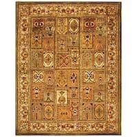 Safavieh Handmade Classic Empire Wool Panel Rug - 6' x 9'