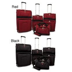 Swiss Army Davos 4-piece Luggage Set