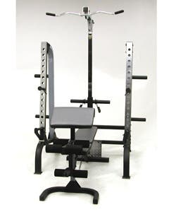 Shop Weider Pro 396 Weight Lifting System Overstock 1496360