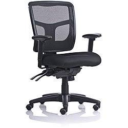 Thumbnail 1, Ergo Mesh Medium Back Task Chair.