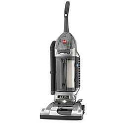 Shop Hoover Anniversary Silver Windtunnel Vacuum Cleaner