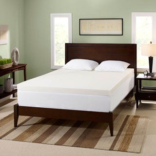 Serta 3-inch Memory Foam Mattress Topper