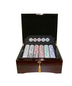 750 piece poker chip set