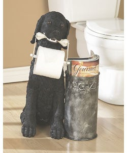 Dog Tissue and Magazine Holder - Thumbnail 0