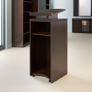 Mayline Aberdeen Laminate Conference Lectern