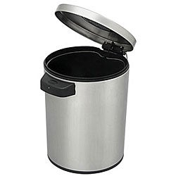 Stainless Steel Motion Sensor 1.3-gallon Trash Can