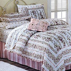 Alicia 4-piece Comforter Set - Thumbnail 0