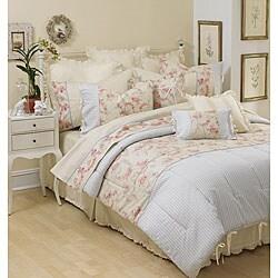 Shop Laura Ashley Josette 3 Piece Pillow Set Free
