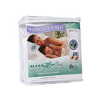 AllerZip Terry King Deep Waterproof Bedding Encasement