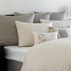 Nicole Miller Home Decorative Pillows : Nicole Miller Soho Bisque Decorative Pillow Set - Free Shipping On Orders Over $45 - Overstock ...