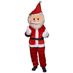 Adult Santa Mascot Costume