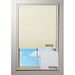 Cordless Honeycomb Cellular Window Shade (51 in. x 64 in.) - 51 x 64