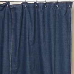 Thumbnail 1, Tommy Hilfiger Denim Shower Curtain.