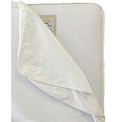 LA Baby Waterproof Full-size Crib Mattress Cover